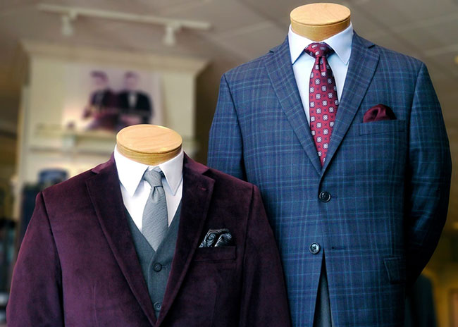 Heritage House - boys' suits