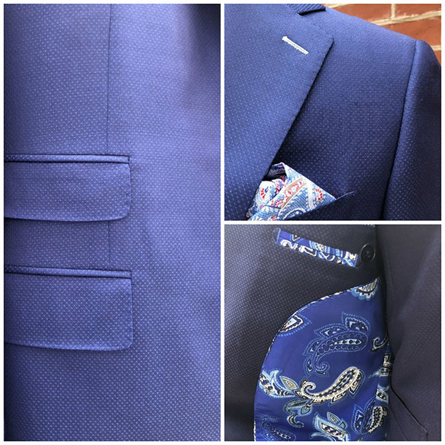 Henry A. Davidsen Master Tailors & Image Consultants - finest custom clothing
