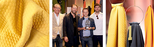 Munich Fabric Start presents HighTex Award Winners
