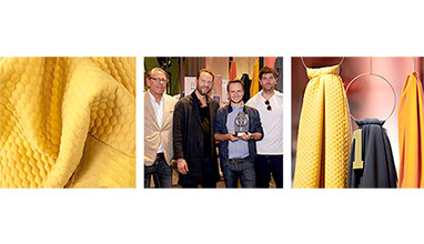 Munich Fabric Start presented HighTex Award Winners