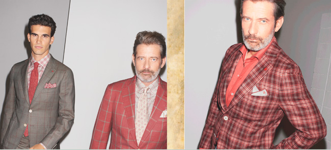 ISAIA Spring/Summer 2018 collection