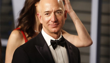 The style of the richest men - Jeff Bezos