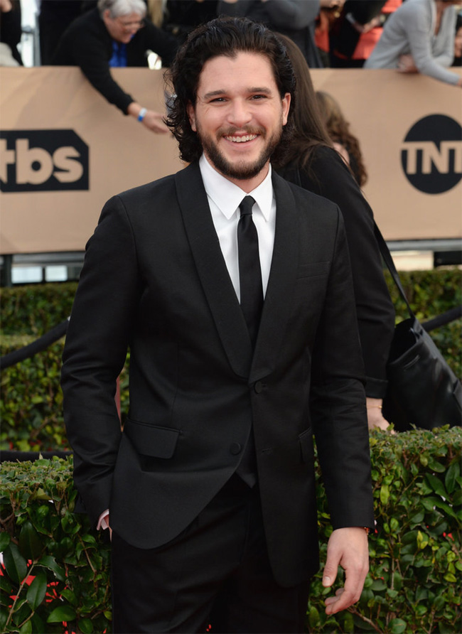 Celebrities' style: Kit Harington