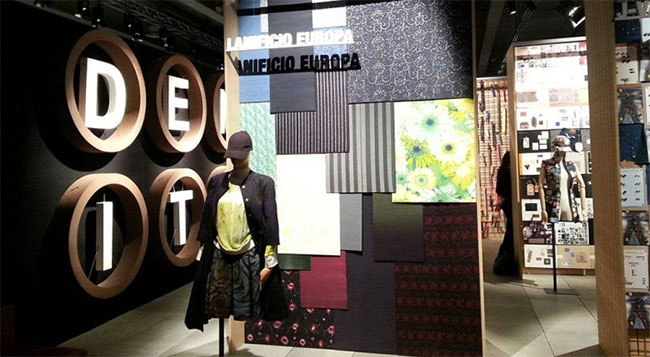Meet Lanifico Europa at Munich Fabric Start