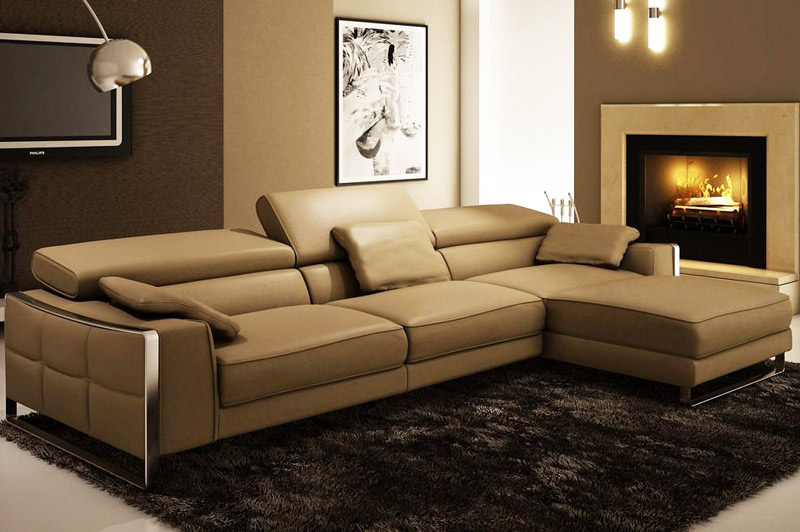 Leather Lounges Sofa