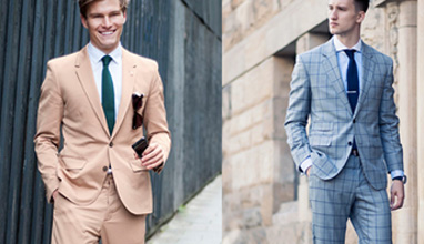 Everything you should know about the lounge suit