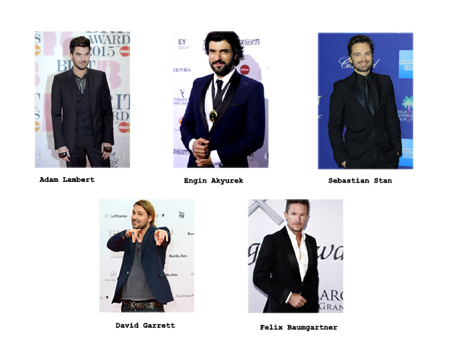 The winners of Most Stylish Men January 2018 are announced