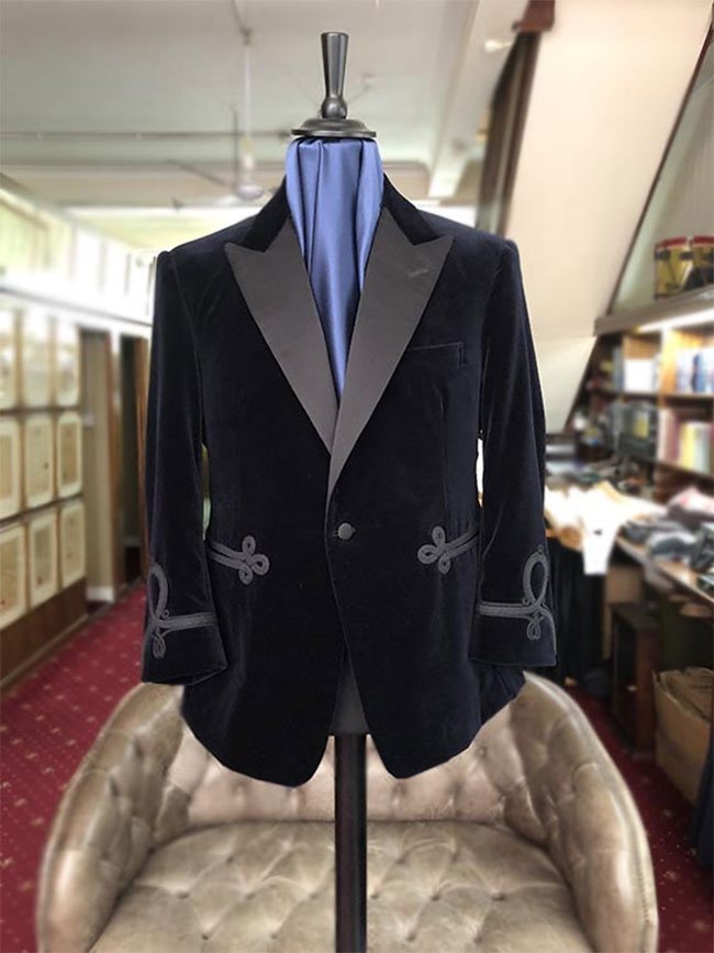 Meyer and Mortimer - beautiful clothes in the highest standards of Savile Row bespoke tailoring