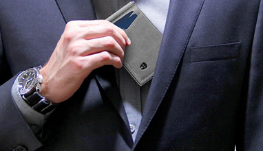 Quick Draw Minimalist Wallet: Stylish, Functional, Exquisite