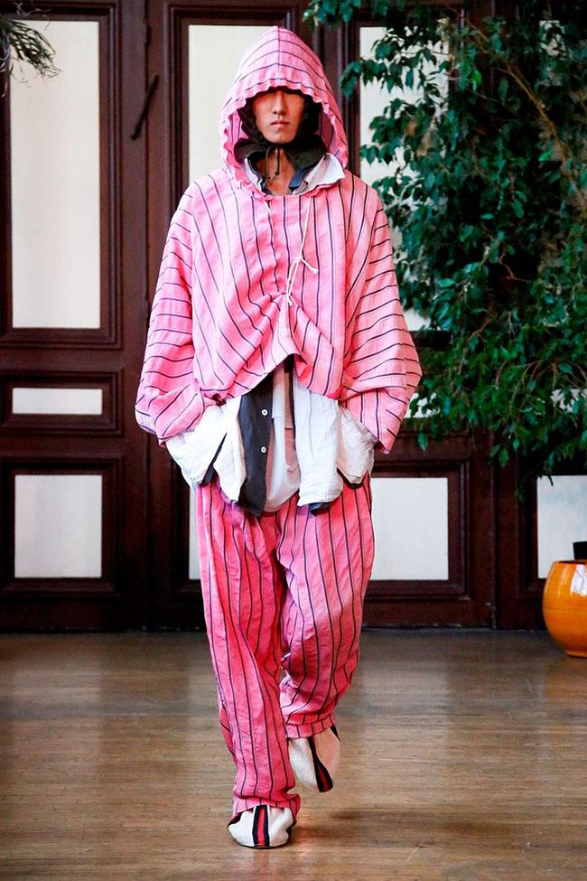 Innovative. Minimalist. Avant Garde. Hed Mayner at Paris Men's Fashion Week