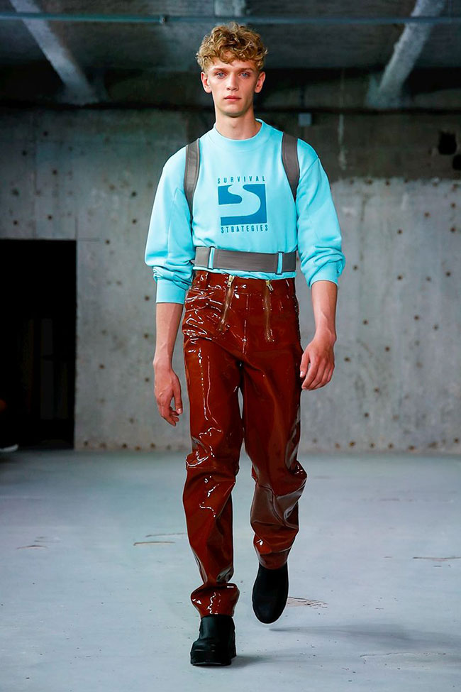 Five Things I Love About GmbH on Opening Night of Paris Men's Fashion Week