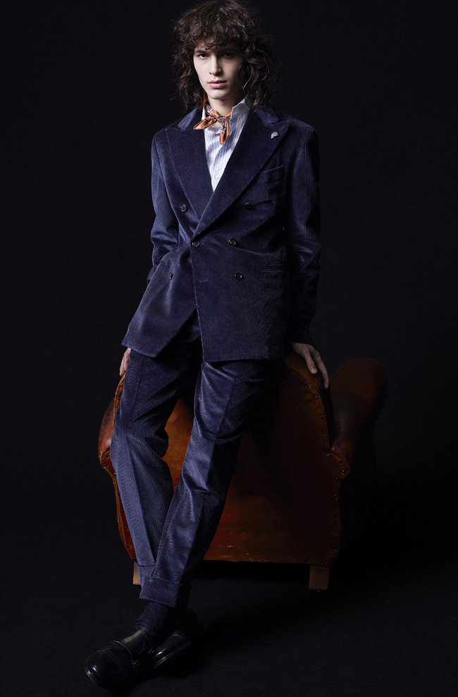 Gabriele Passini - contemporary suits for stylish men