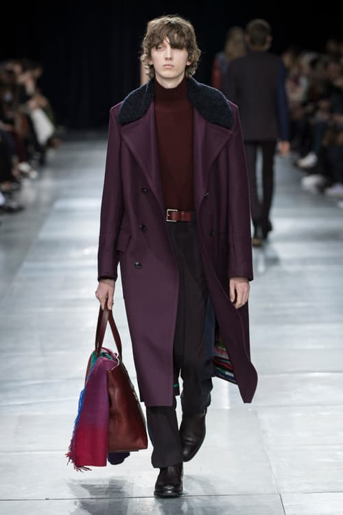 Paul Smith Autumn/Winter 2018-2019 collection