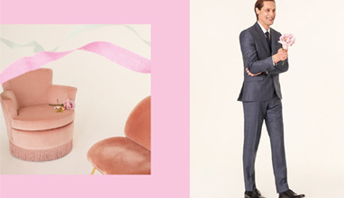 Paul Smith presents outfit inspiration for a summer wedding