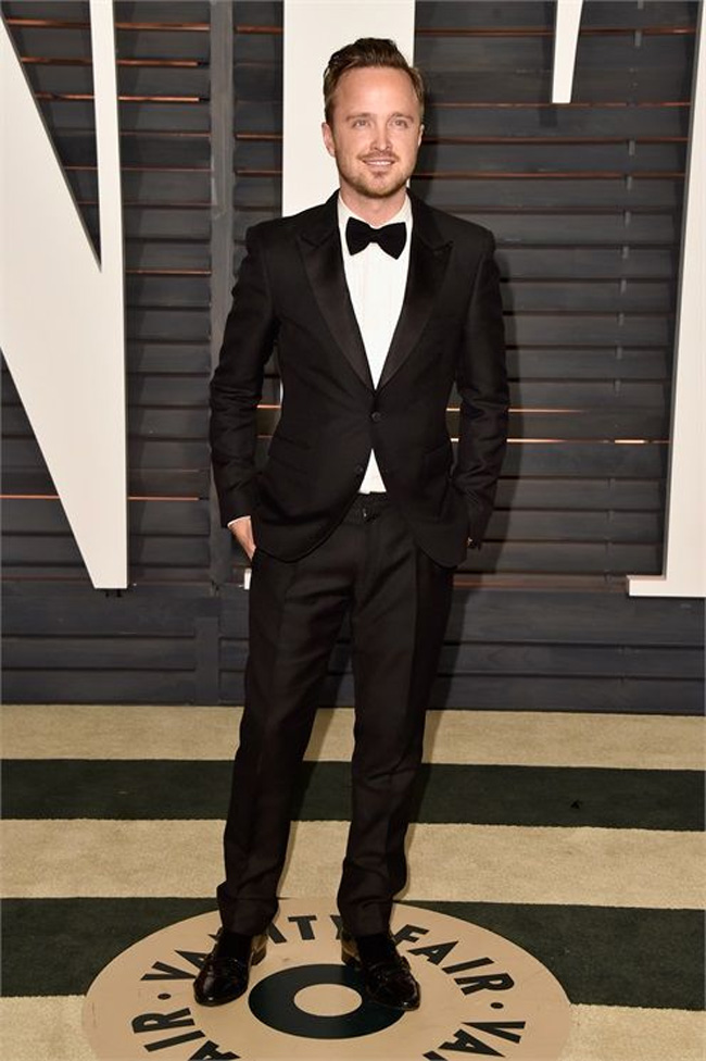 Celebrities' style: Aaron Paul