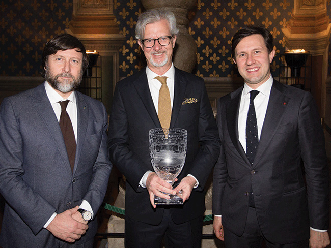 Pitti Immagine Award 2018 went to Brooks Brothers