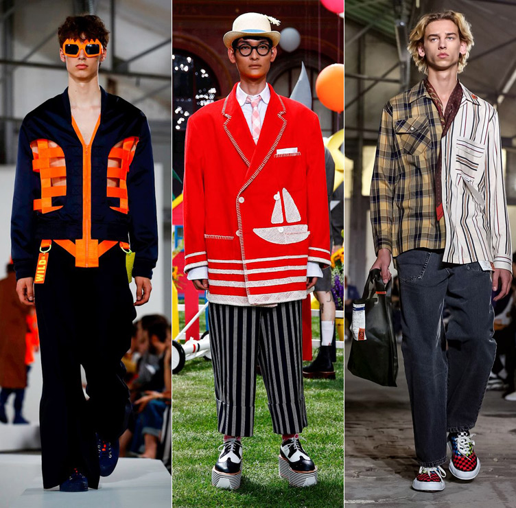 10 Men S Fashion Trends For Spring Summer 2019 From Paris Men S