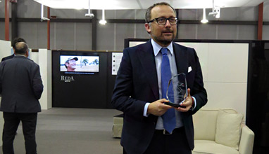REDA received the ethical fashion award