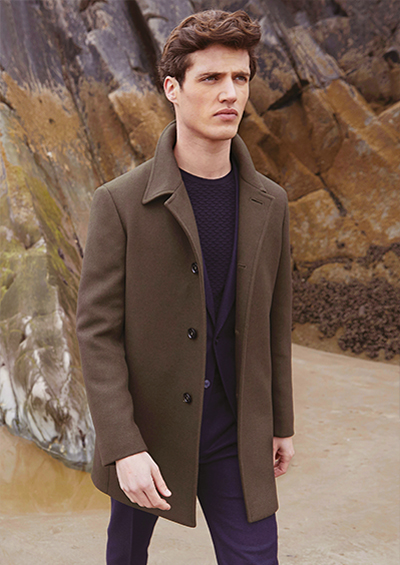 Remus Uomo Fall/Winter 2018-2019 collection