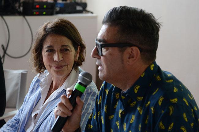 Stefano Chiassai presented Ritmoemotivo