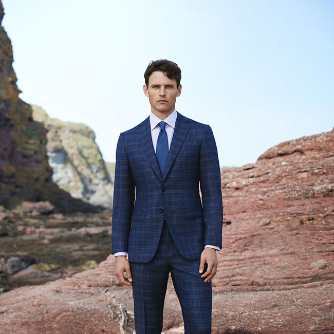 Scabal Fall/Winter 2018 collection