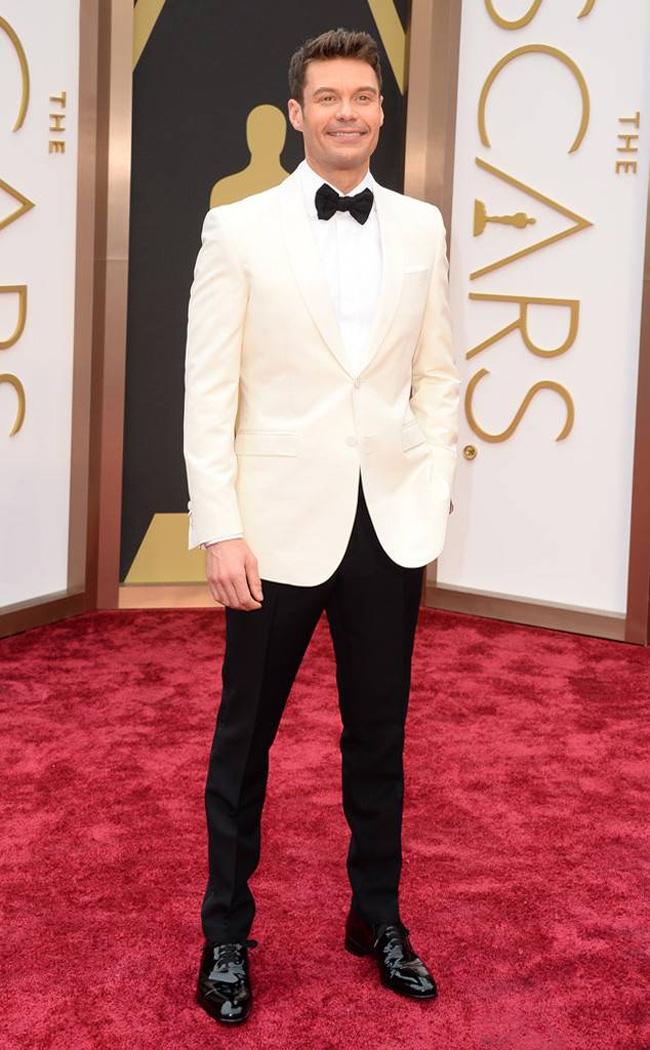 Celebrities' style: Ryan Seacrest