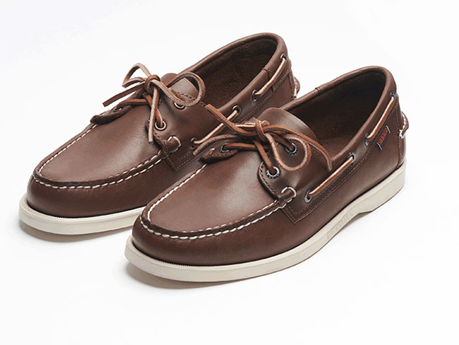 Pitti Uomo presents Sebago Shoes