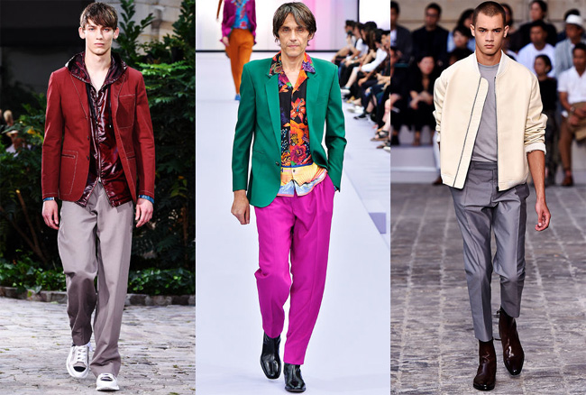 Spring/Summer 2018 trends:When tailoring meets sportswear