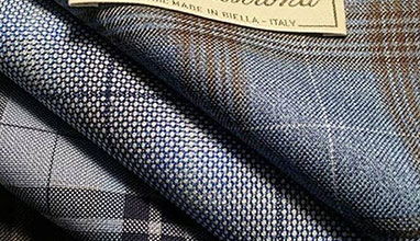 Lanificio Tessilstrona - A long family tradition in the textile industry