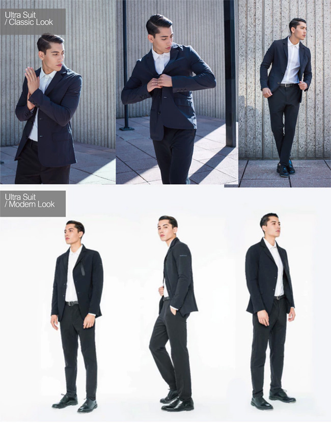 Tranzend Launches High-Tech, Adaptable, Waterproof Suit on Kickstarter