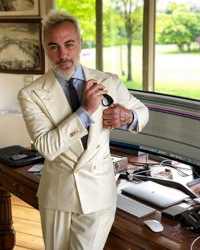 Gianluca Vacchi - one of the most famous influencers and entertainers with a new single