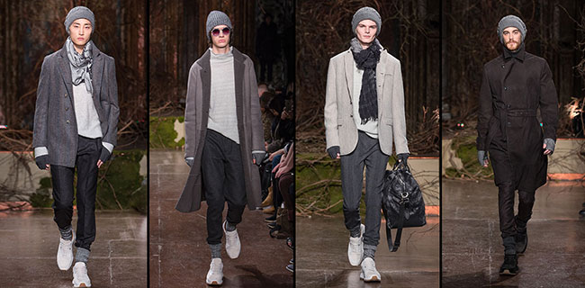 John Varvatos Fall/Winter 2018-2019 collection