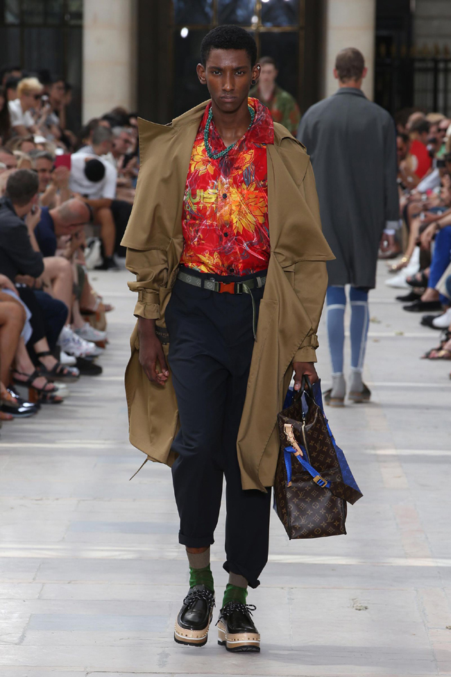 Louis Vuitton Spring/Summer 2018 collection