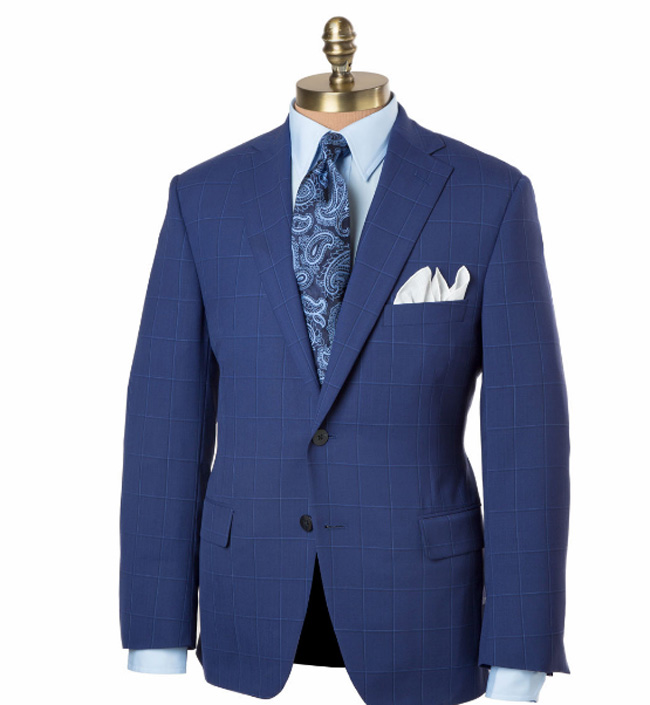 Spring/Summer trends: Windowpane suit