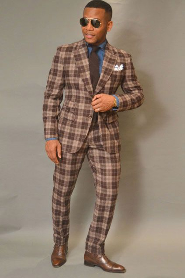 Spring/Summer 2018 trends: Windowpane suit