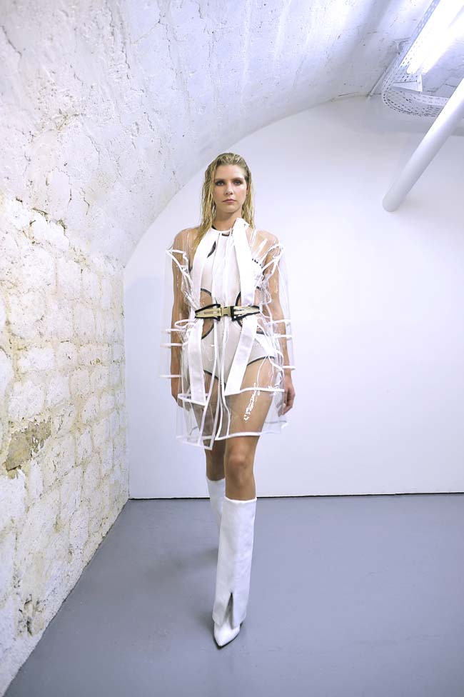 Paris Fashion Week: Adeline Ziliox Spring/Summer 2019 collection