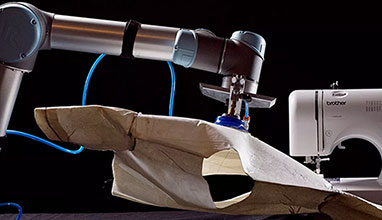 Announcing the World's First Robotically-Sewn Garment