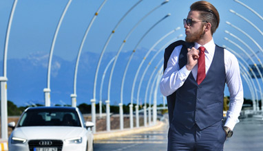 Style tips for the quintessential bachelor