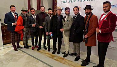 Most Stylish Men at Pitti Uomo supported Ethical Fashion