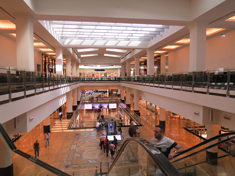 Mall Emirates, Dubai