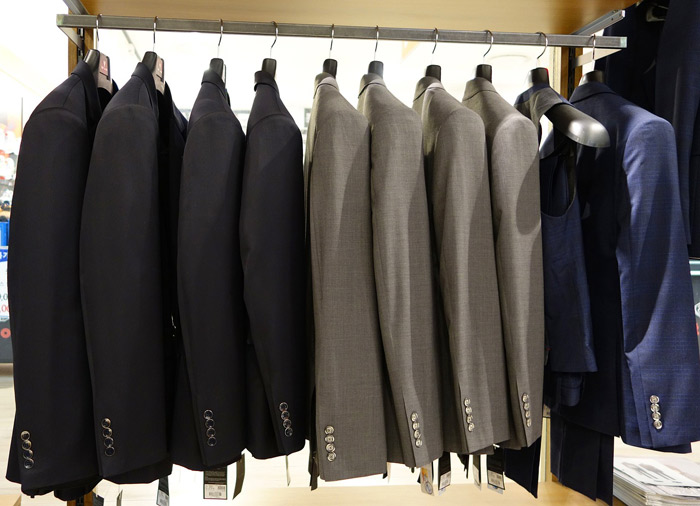 Why invest in a franchise instead of starting your own men's suit business