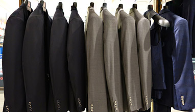 Why invest in a franchise instead of starting your own men�s suit business