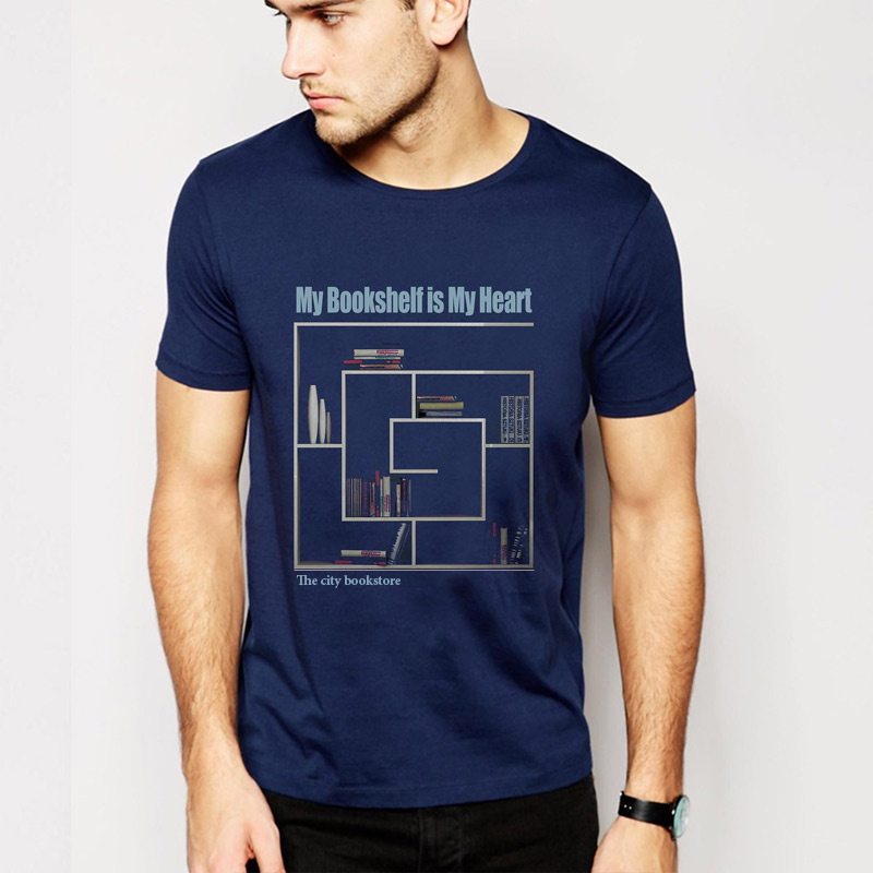 Custom printed T-shirts for men