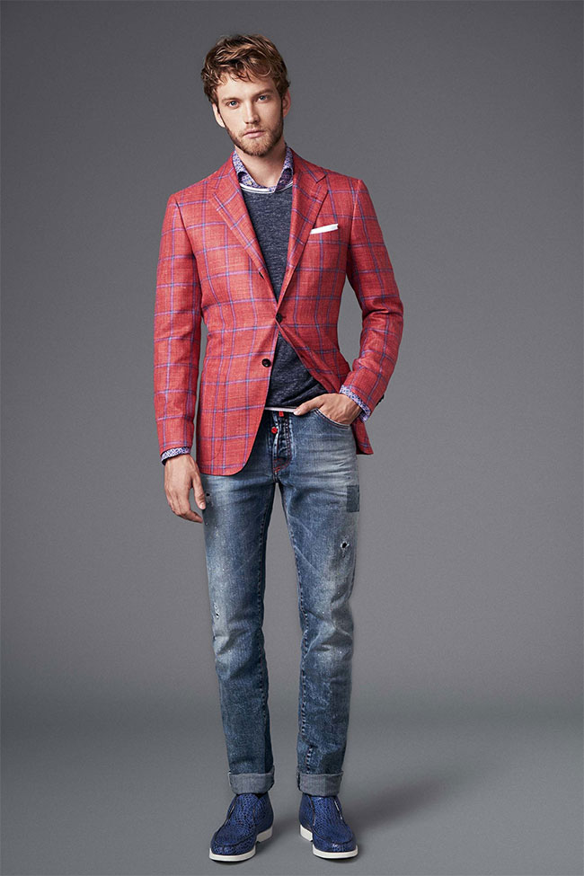 Spring/Summer 2018 trends: Windowpane suit