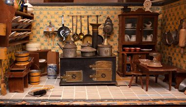 Wooden Dolls House: GREAT Benefits of Playing with Wooden Doll House