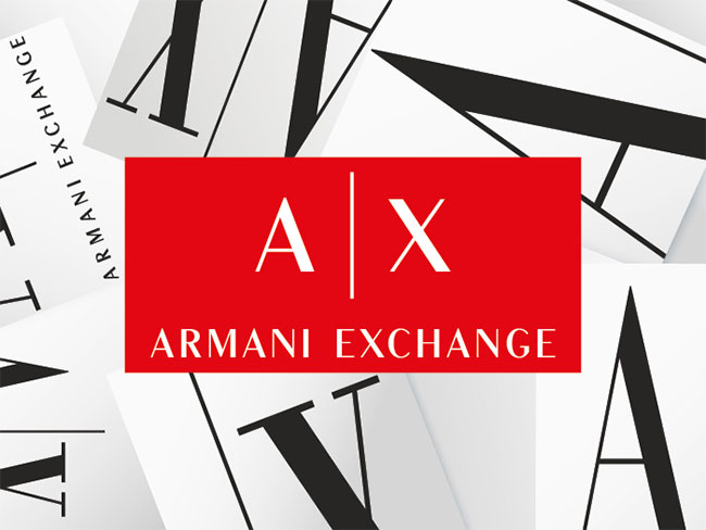 Armani Exchange with a debut at Pitti Uomo 96