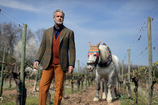 Cesare Attolini Fall/Winter 2019-2020 collection