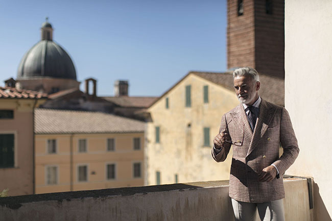 Cesare Attolini Spring/Summer 2019 collection
