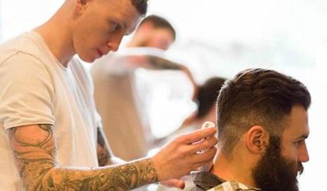 Barber for Wedding