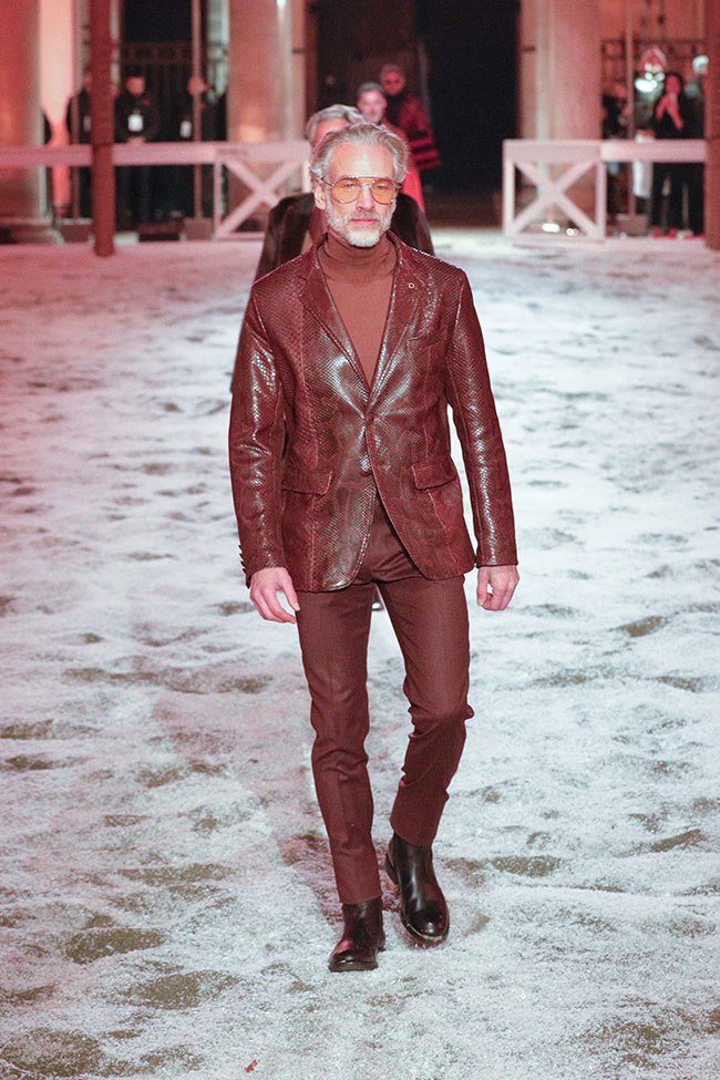 Billionaire Fall/Winter 2019-2020 collection